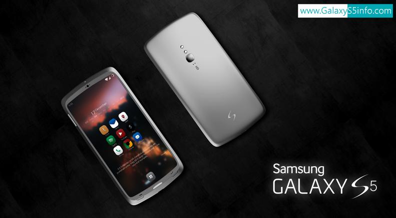 Nuovo Concept di Galaxy S5