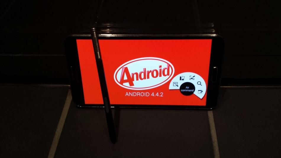 Arriva Android 4.4.2 per Note 3 (Vodafone)