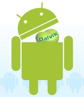 Nei piani bassi di Android …Dalvik