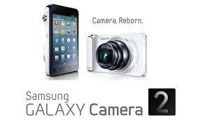 Samsung annuncia ufficialmente la Galaxy Camera 2