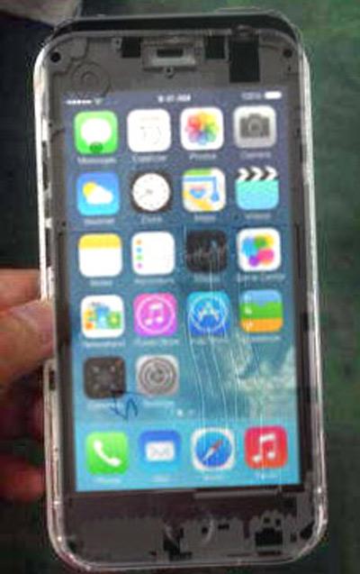 iPhone 6 prime foto
