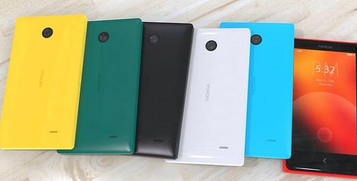 Caratteristiche tecniche Nokia Normandy