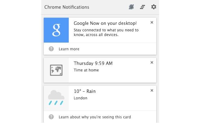 In arrivo la versione desktop di Google Now: otterrà lo stesso seguito della versione mobile?