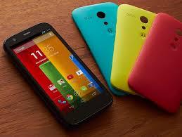 In arrivo in Europa l'aggiornamento ad Android 4.4.2 per Motorola Moto G