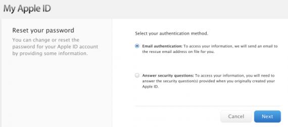 Per chi tiene al proprio Apple ID, mail pericolosa !