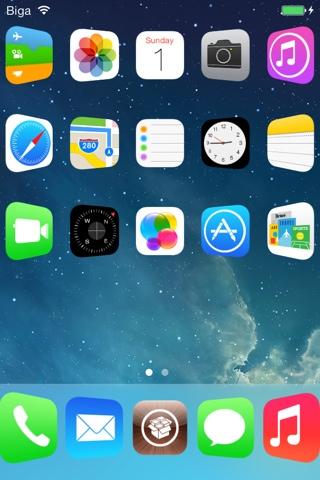Personalizzare iPhone iOS 7 con Springtomize 3
