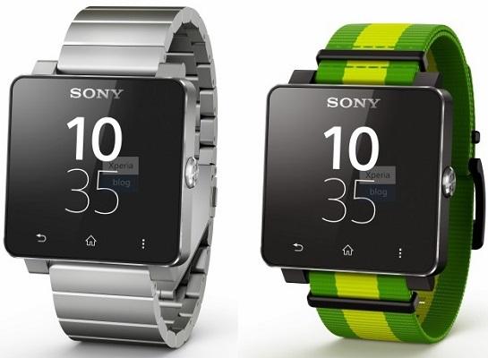 Smartwatch 2: FIFA edition e Silver edition