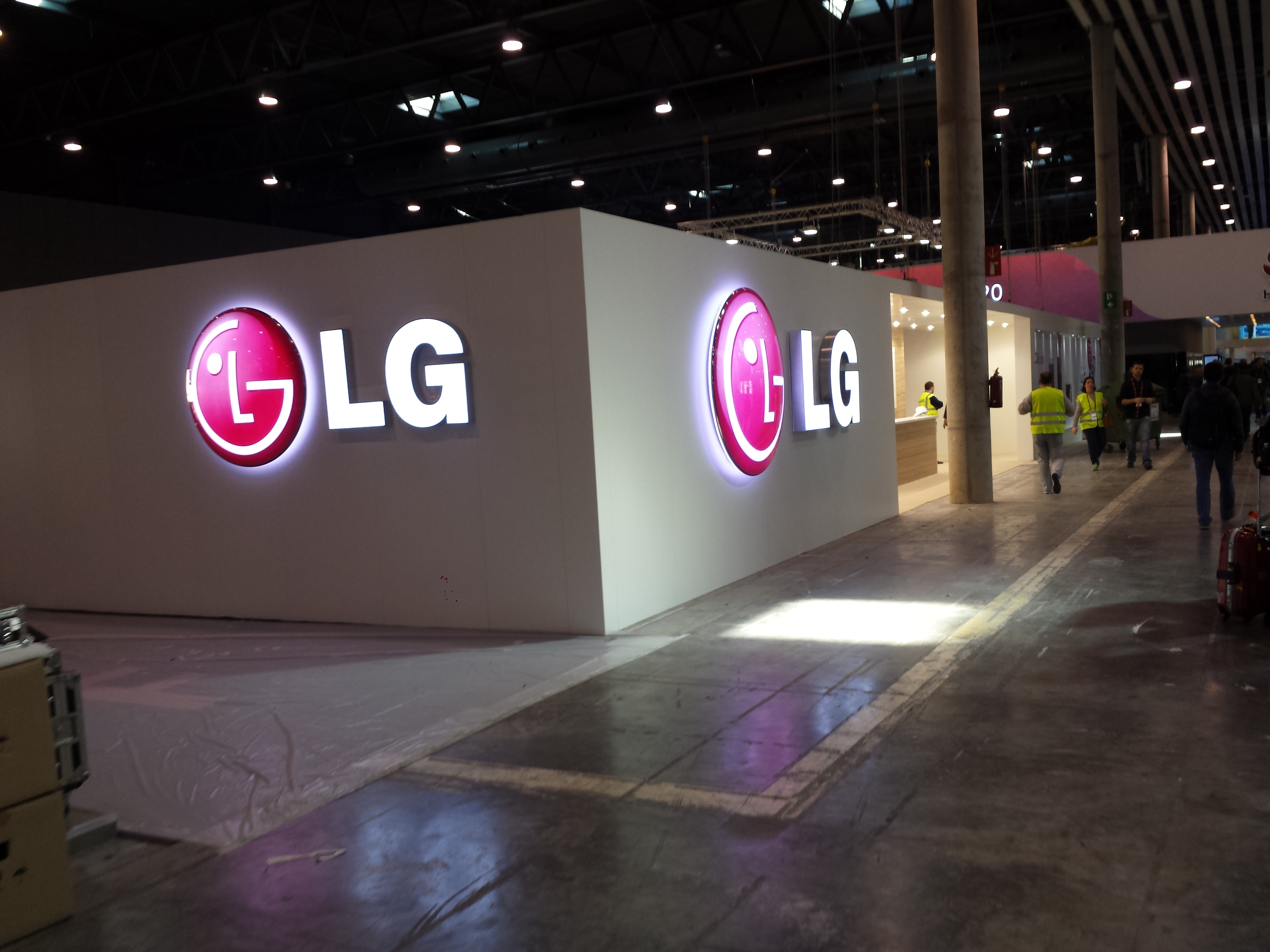 MWC: LG G Pro 2, G 2 Mini e Serie L III
