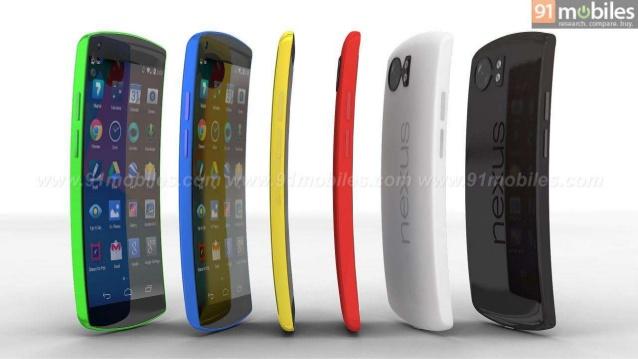 Arriva il Concept di Nexus 6