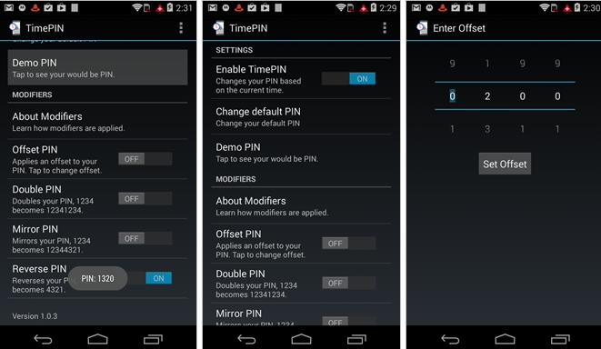 TimePin-sbloccare-bloccare-android