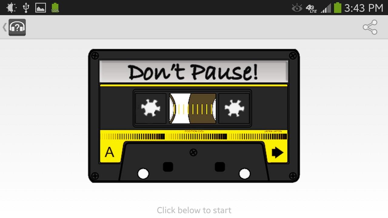 Come disattivare notifiche Android quando si ascolta la musica