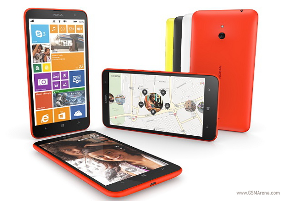 Lumia 1320 Approda in UK