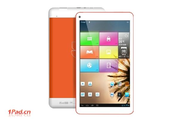 Arriva iFive 100,un tablet super economico !