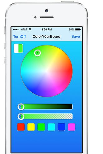Come cambiare colore alla tastiera virtuale di iPhone,iPad e iPod Touch