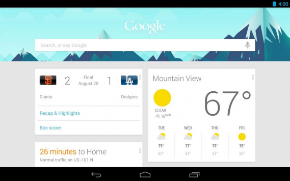 Come installare il nuovo Google Now Launcher su qualsiasi smarpthone o tablet Android