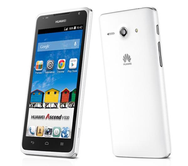 Huawei Ascend Y530 finalmente in Italia a soli 129€
