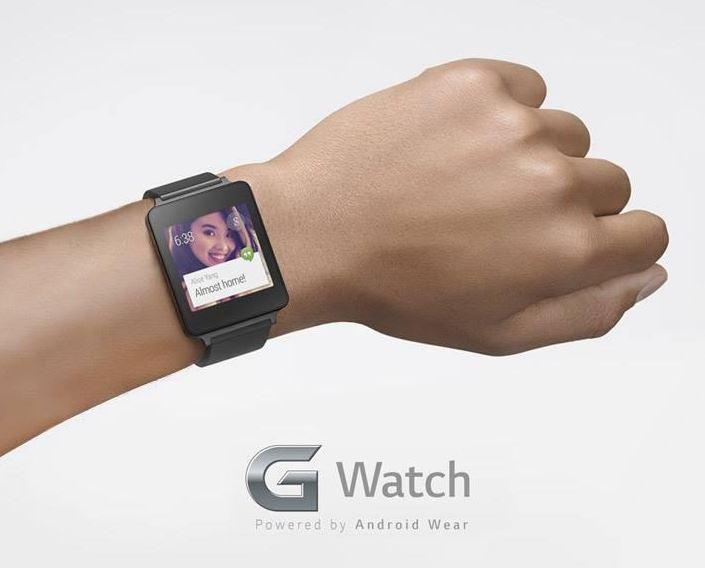 LG G Watch: una prima immagine ci mostra il design