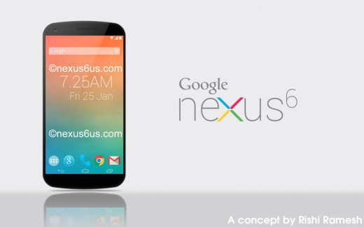 Nexus 6: nuovi rumor su questo device