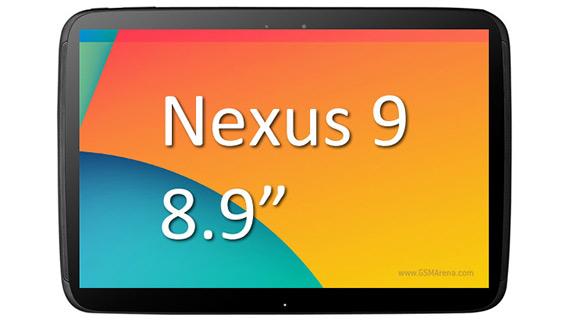 Nexus 9 e non Nexus 8?