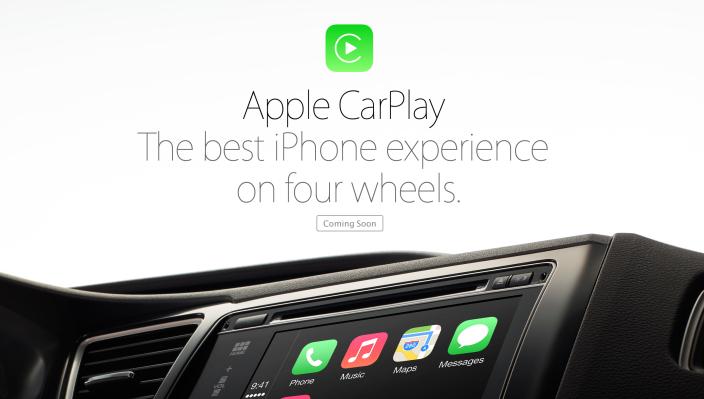 CarPlay: la nuova funzione implementata da Apple sulle automobili