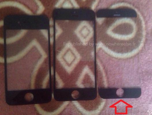 Foto schermo iPhone 6