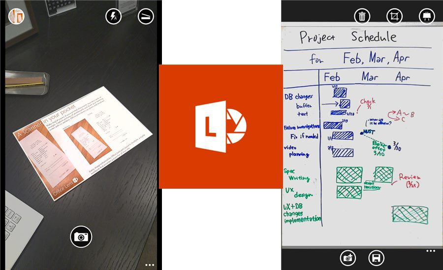 Trasformare smartphone Windows Phone in scanner portatile