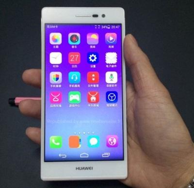 Huawei Ascend P7: in arrivo in edizione limitata con schermo in zaffiro
