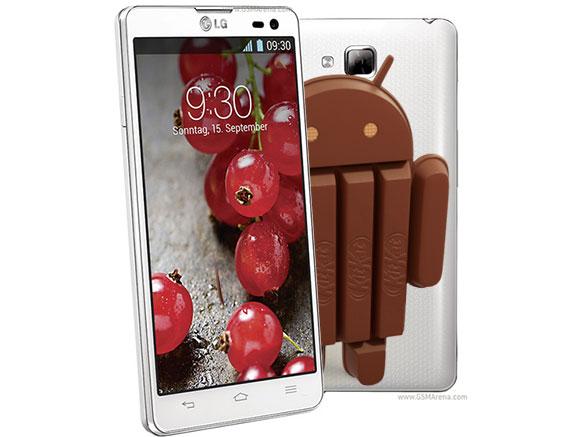 Android 4.4.2 per Lg L9 2 e G Pro Lite