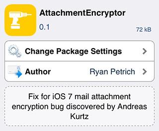 Problema crittografia Apple: Come criptare gli allegati Email in sicurezza