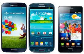 Samsung galaxy S2,S3,S4: differenze sostanziali?