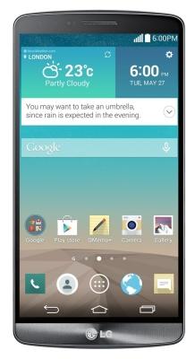 LG G3,pre-ordine su Amazon.de a 549 euro