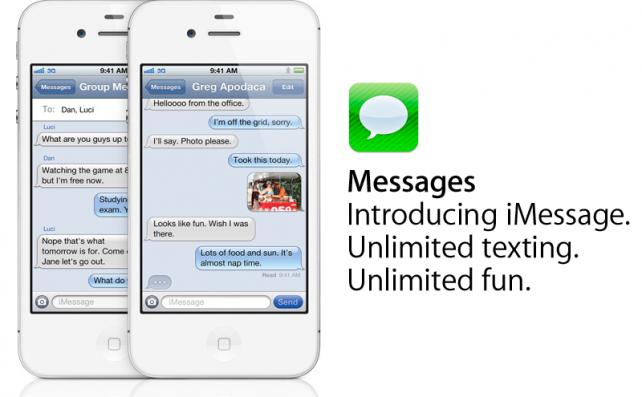 Apple accusata di smarrire i messaggi di alcuni utenti