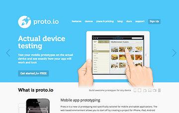 Realizzare e provare app per iPhone ed Android da provare su smartphone