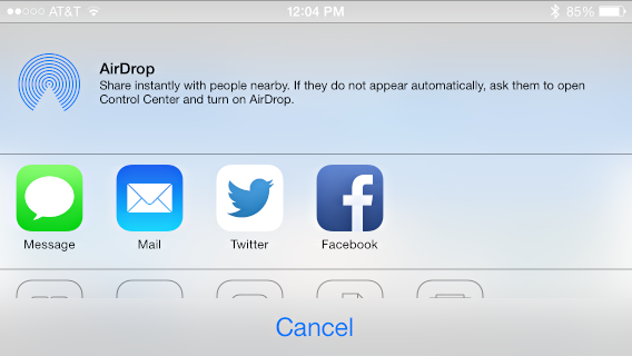 Rispondere a messaggi su iPhone in multitasking (no jailbreaking)