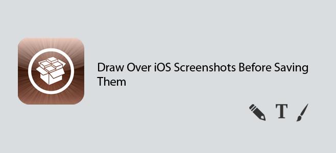 Come scrivere sugli screenshot di iPhone