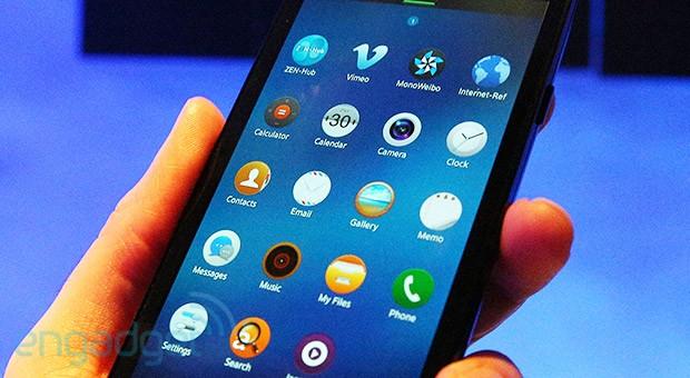 Samsung ed il suo sistema operativo Tizen