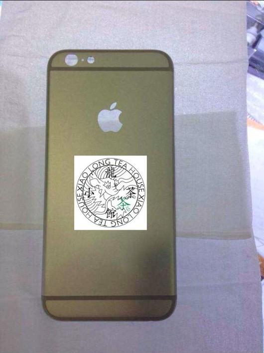 iPhone 6 si mostra in nuove immagini !
