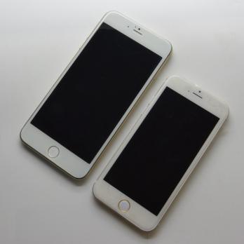 Nuove immagini confermano l'arrivo di un iPhone 6 da 5,5 pollici