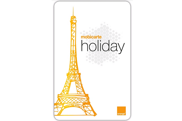 Orange Holiday:La soluzione Mobile per chi viaggia nel territorio Francese