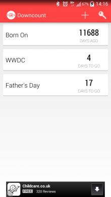 Impostare timer Android per tutti gli impegni della vita