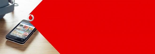 Vodafone lancia il Vodafone Smart:In vendita da 69€ con internet incluso