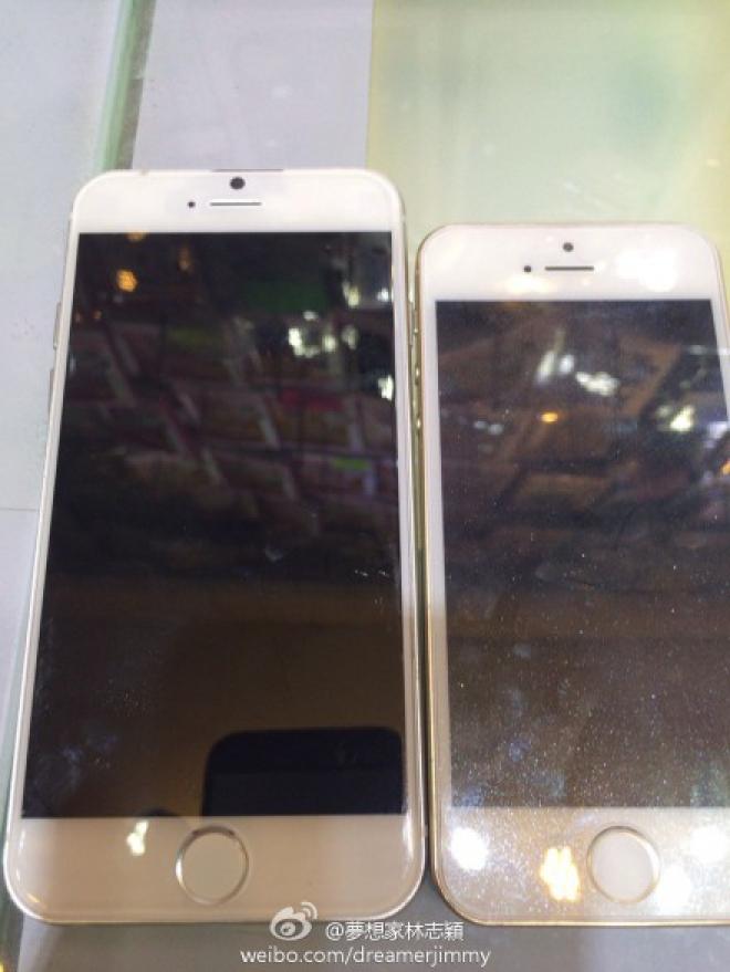 Nuove informazioni su iPhone 6 e confronto dimensionale con 5S
