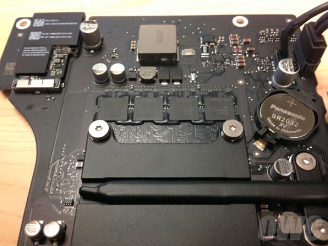 Primo TearDown sul nuovo iMac:La memoria Ram non è aggiornabile