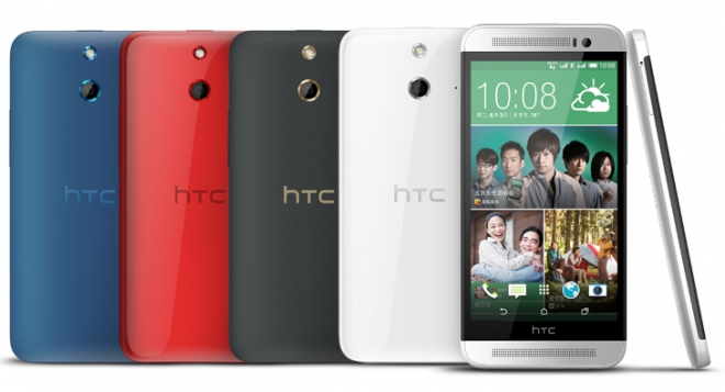 HTC One E8:Al via i pre-ordini in Inghilterra