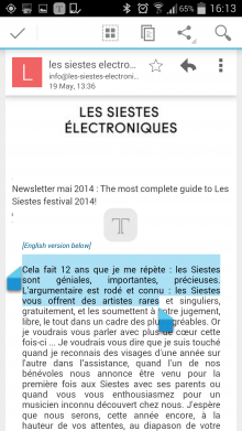 Tradurre rapidamente testi e file con Android