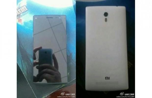 Xiaomi Mi4 con probabile scocca metallica e Snap 800 con 3Gb di Ram