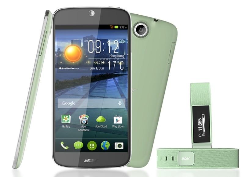 Acer Liquid Jade e Liquid Leap saranno disponibili ad Agosto
