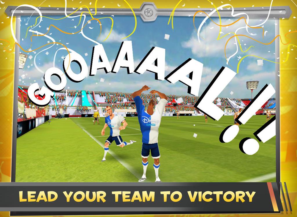 Disney Bola Soccer: finalmente anche per Windows Phone