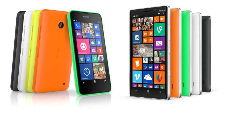 Problema Nokia Lumia 930 e Lumia 630