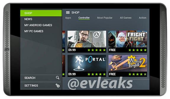 Nvidia Shield Tablet e Nvidia Shield Controller arriveranno il 14 agosto in Europa